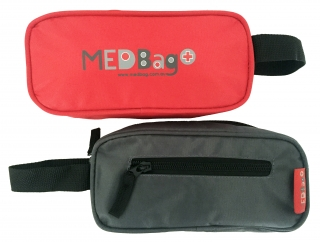 OvalBag_Foil Lined bag to store multiple medications.