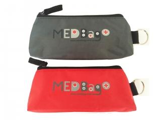 TriBag_Foil Lined bag to store Medication