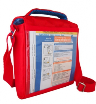 Medbag_Regular - Designed to store Asthma or Anaphylaxis medication