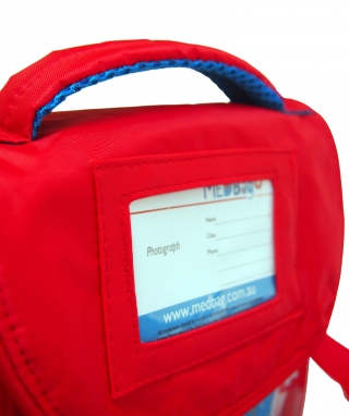 MedBag_LARGE Designed to store Multiple Asthma or Anaphylaxis medication
